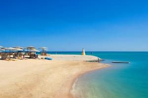 Stranden i Egypten