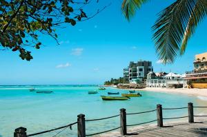 Barbados utsikt