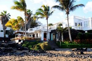 Hotell på Lanzarote
